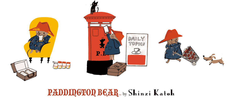 PADDINGTON BEAR™ x SHINZI KATOH™