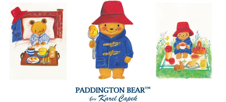 PADDINGTON BEAR™ x KAREL ČAPEK