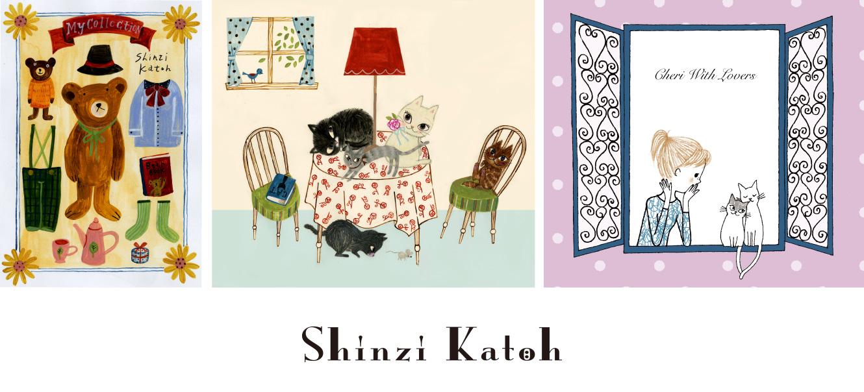 SHINZI KATOH™
