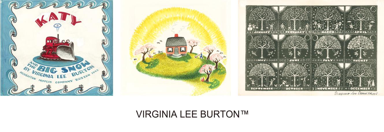 VIRGINIA LEE BURTON™