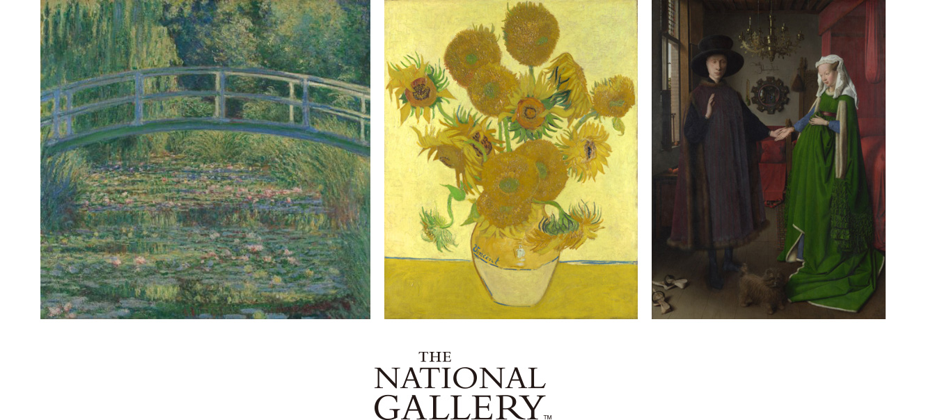 THE NATIONAL GALLERY™